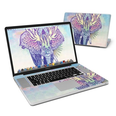 MacBook Pro 17in Skin - Spirit Elephant