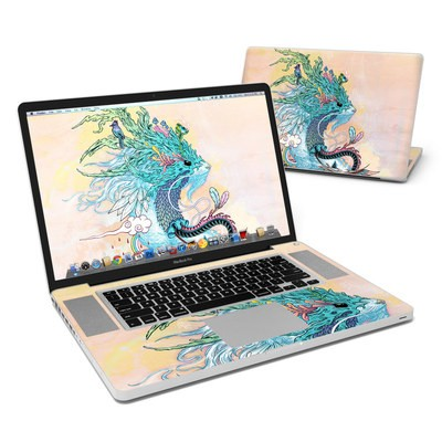MacBook Pro 17in Skin - Spirit Ermine