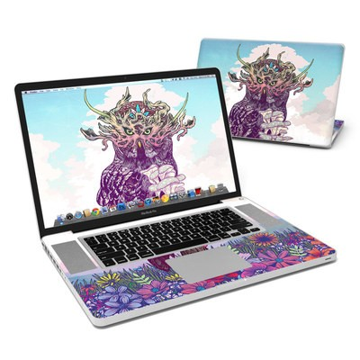 MacBook Pro 17in Skin - Spirit Owl