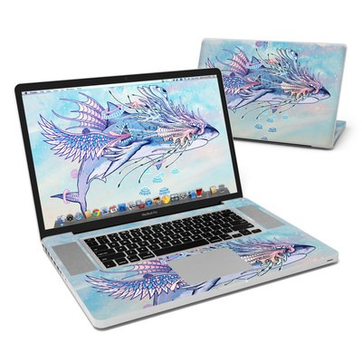 MacBook Pro 17in Skin - Spirit Shark
