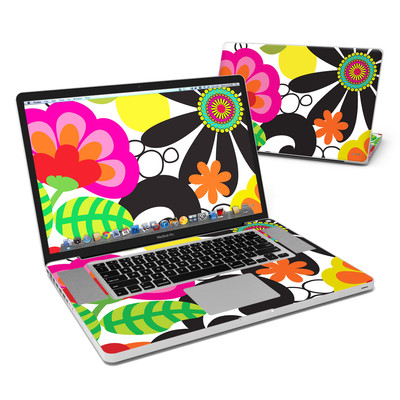 MacBook Pro 17in Skin - Splendida