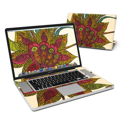 MacBook Pro 17in Skin - Spring Flower