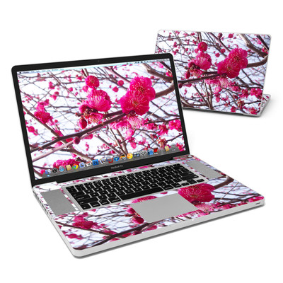 MacBook Pro 17in Skin - Spring In Japan