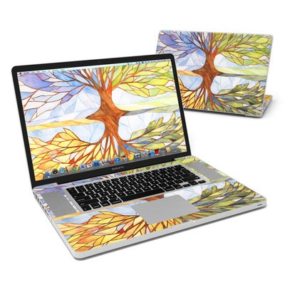 MacBook Pro 17in Skin - Searching for the Season
