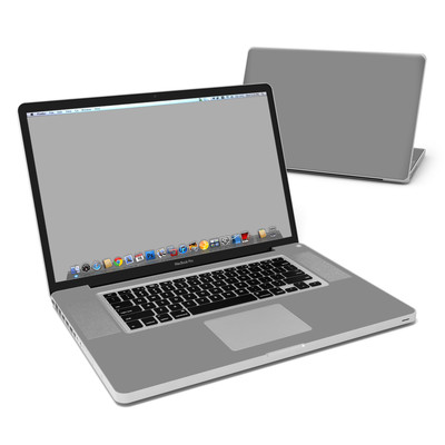 MacBook Pro 17in Skin - Solid State Grey