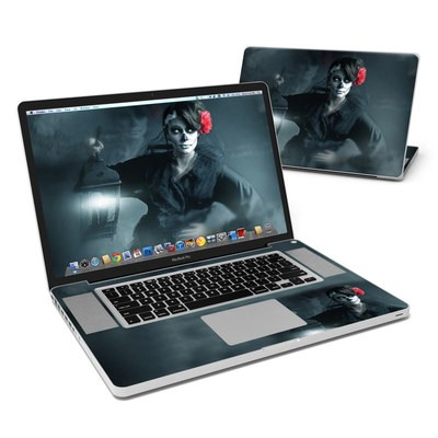 MacBook Pro 17in Skin - Spirit Seeker