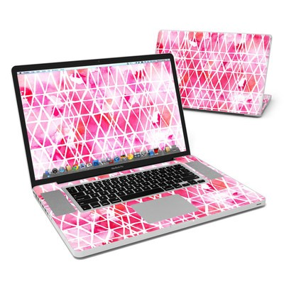 MacBook Pro 17in Skin - Stained Glass