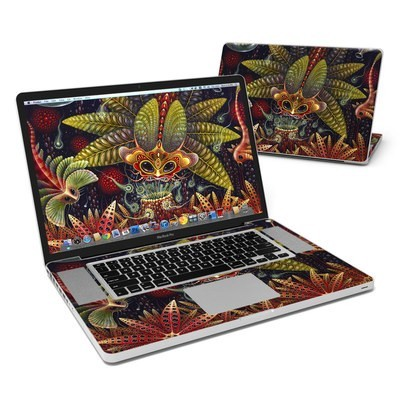 MacBook Pro 17in Skin - Star Creatures