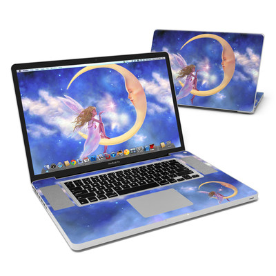 MacBook Pro 17in Skin - Star Kiss