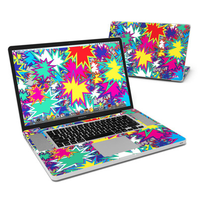 MacBook Pro 17in Skin - Starzz