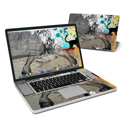 MacBook Pro 17in Skin - Stay Awhile