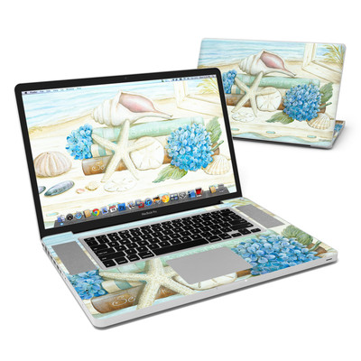 MacBook Pro 17in Skin - Stories of the Sea