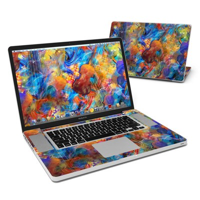 MacBook Pro 17in Skin - Strings & Things