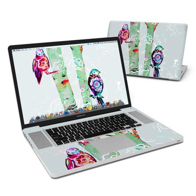 MacBook Pro 17in Skin - Summer Birch