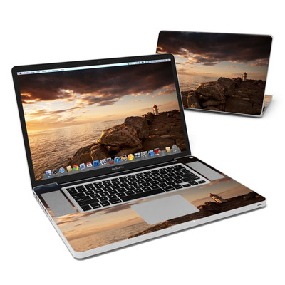 MacBook Pro 17in Skin - Sunset Beacon