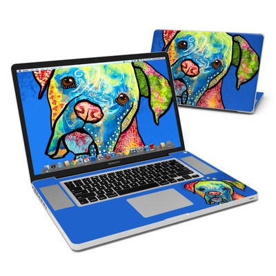 MacBook Pro 17in Skin - Sun Moon Stars