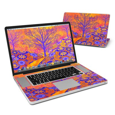 MacBook Pro 17in Skin - Sunset Park