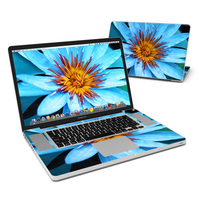 MacBook Pro 17in Skin - Sweet Blue
