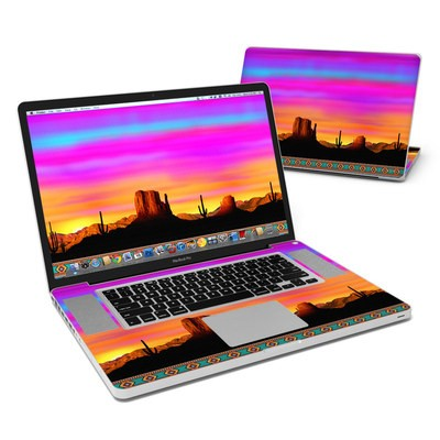MacBook Pro 17in Skin - South West