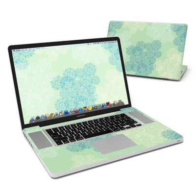 MacBook Pro 17in Skin - Sweet Siesta