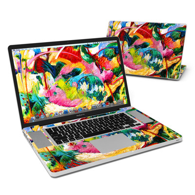 MacBook Pro 17in Skin - Tahiti