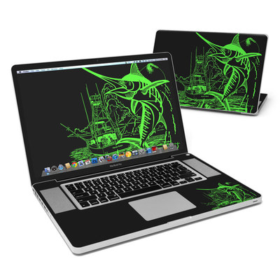 MacBook Pro 17in Skin - Tailwalker