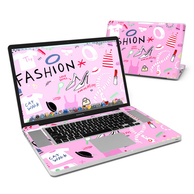 MacBook Pro 17in Skin - Tres Chic