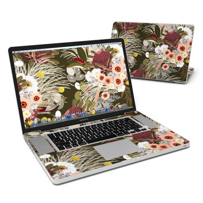 MacBook Pro 17in Skin - Teagan Pampas Grass