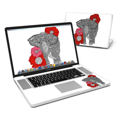 MacBook Pro 17in Skin - The Elephant