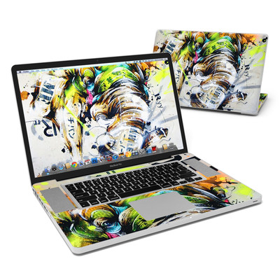 MacBook Pro 17in Skin - Theory