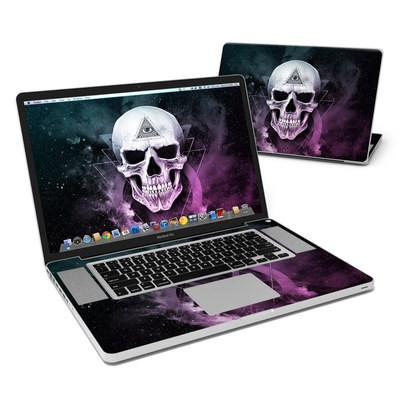 MacBook Pro 17in Skin - The Void
