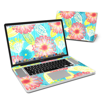 MacBook Pro 17in Skin - Tickled Peach