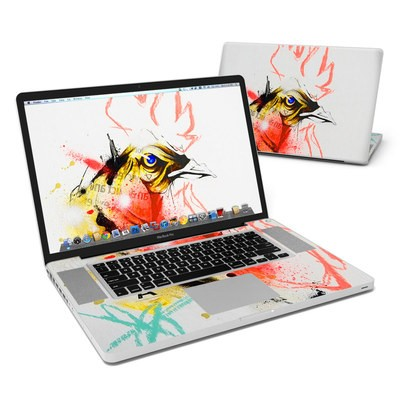 MacBook Pro 17in Skin - Tori