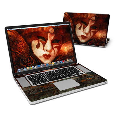 MacBook Pro 17in Skin - To Rise Above