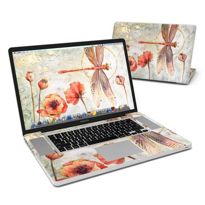 MacBook Pro 17in Skin - Trance