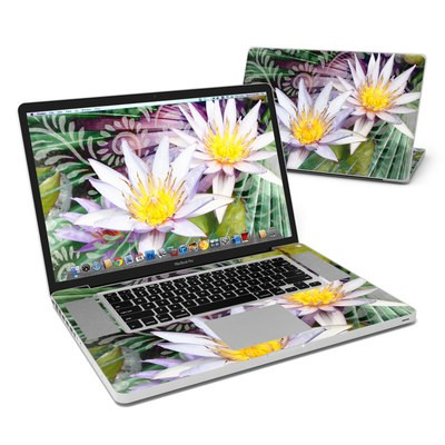 MacBook Pro 17in Skin - Tranquilessence