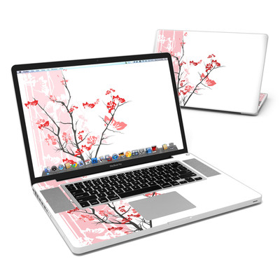 MacBook Pro 17in Skin - Pink Tranquility
