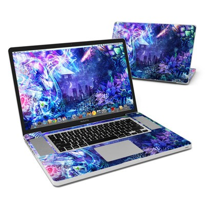 MacBook Pro 17in Skin - Transcension