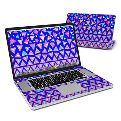 MacBook Pro 17in Skin - Triangle Dance
