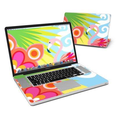 MacBook Pro 17in Skin - Tropic Fantasia