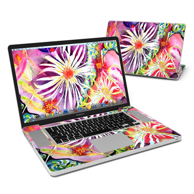 MacBook Pro 17in Skin - Truffula