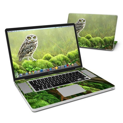 MacBook Pro 17in Skin - Tumbledown