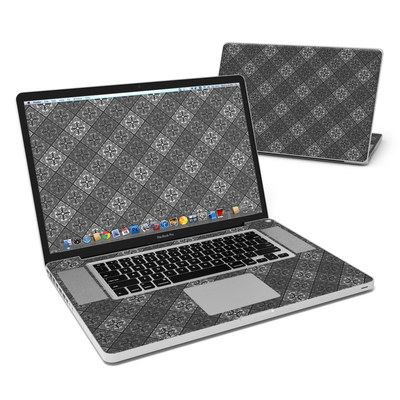 MacBook Pro 17in Skin - Tungsten