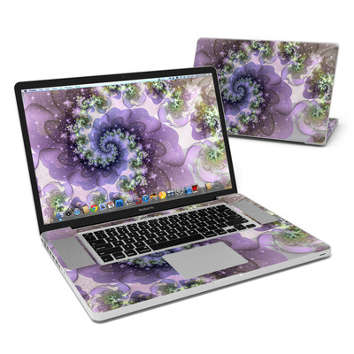MacBook Pro 17in Skin - Turbulent Dreams