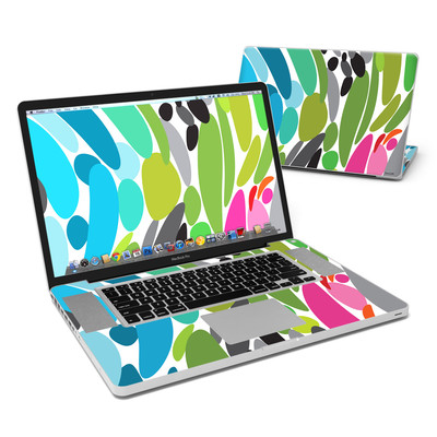 MacBook Pro 17in Skin - Twist