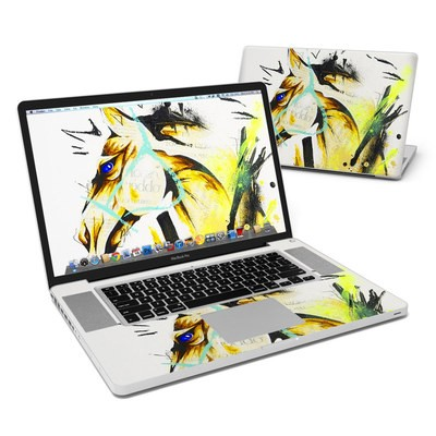 MacBook Pro 17in Skin - Uma