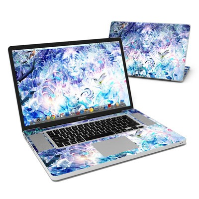 MacBook Pro 17in Skin - Unity Dreams