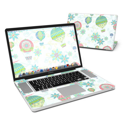 MacBook Pro 17in Skin - Up and Away