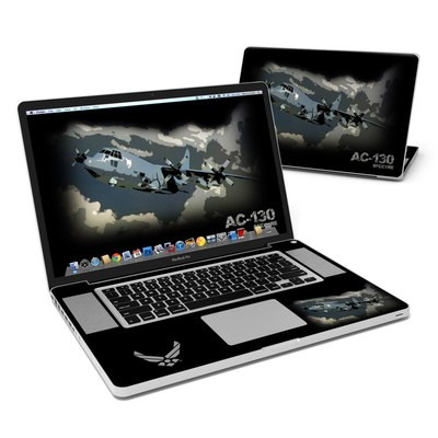 MacBook Pro 17in Skin - AC-130