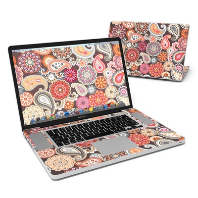 MacBook Pro 17in Skin - Vashti